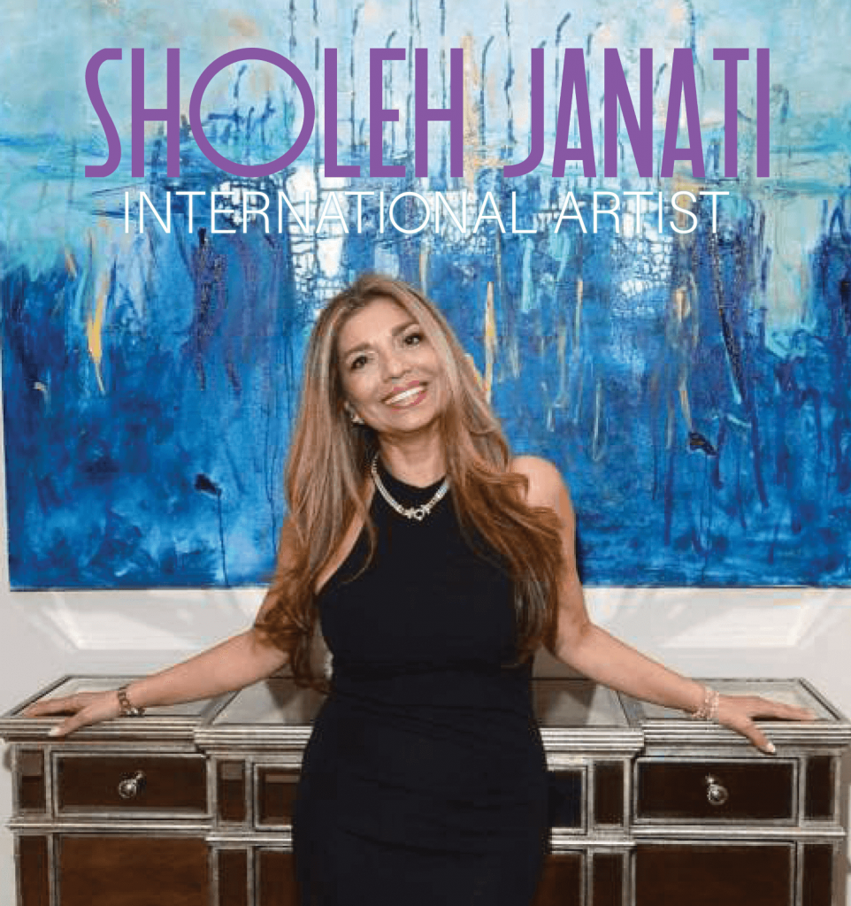 Sholeh Janati 2017 - photo credit:Erik Trautmann
