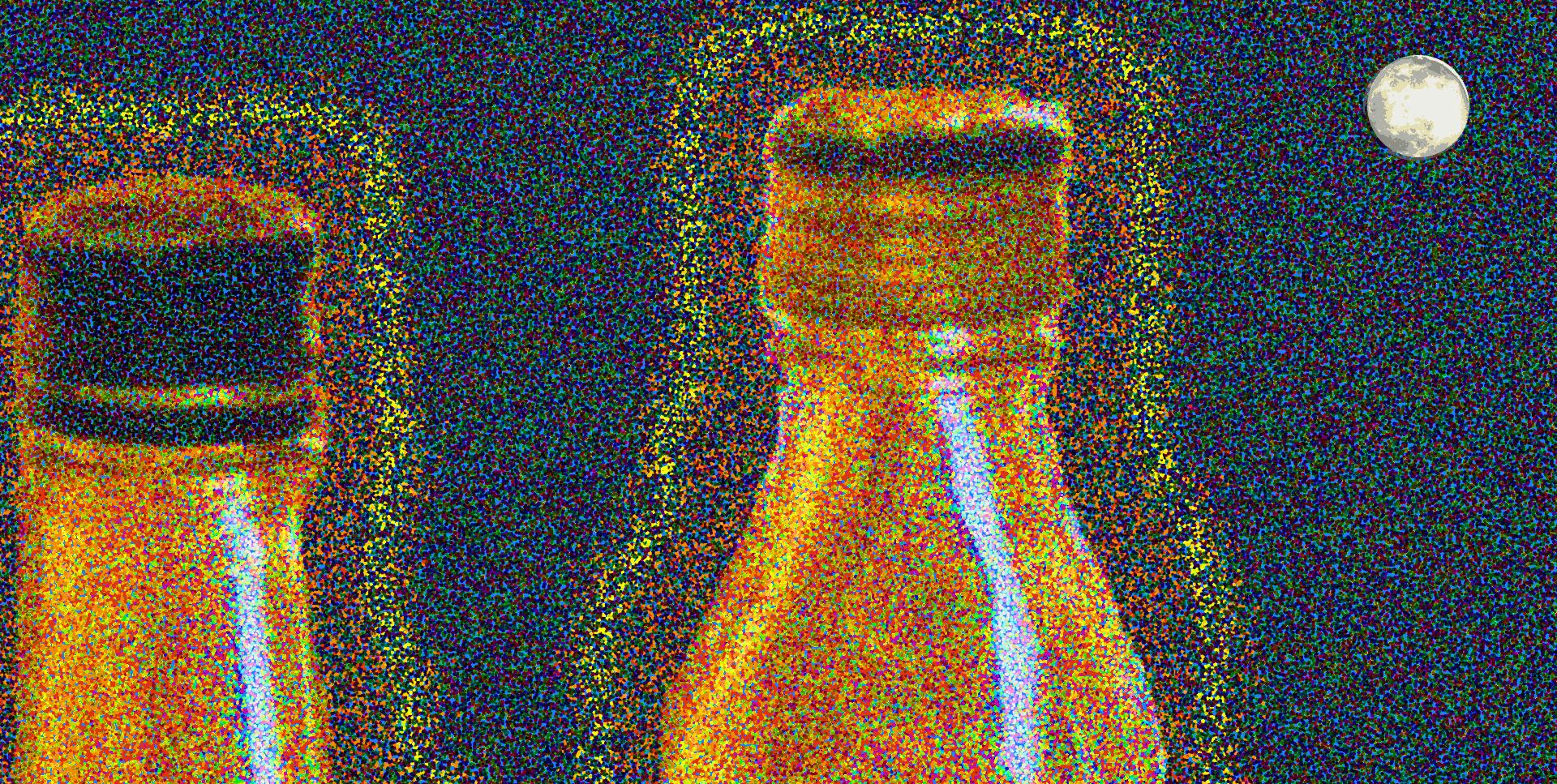 Nip Bottles Glow